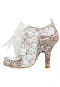Irregular Choice - ABIGAILS 3RD PARTY - Nilkkurit - white/brown