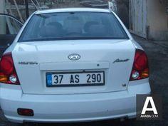 Hyundai Accent 1.6103 binde orjinal