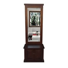D-Art Collection Raleigh Entryway Accent Cabinet