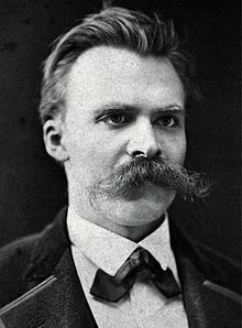 Friedrich Nietzsche's magnificent mustache. | 34 Historical Figures With The Most Facial HairSwag