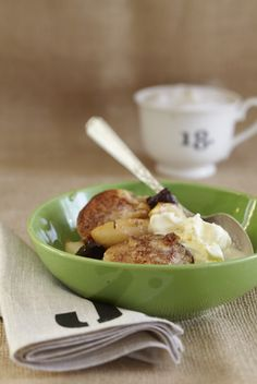 apple-pear cobbler