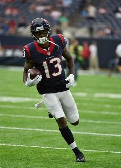 Texans rookie Braxton Miller still sidelined with hamstring injury