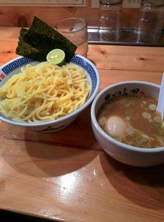 つじ田 二代目つけ麺。