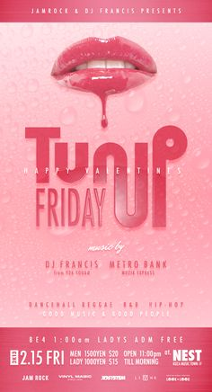 TUNUP FRIDAY 2013.2/15 FRI