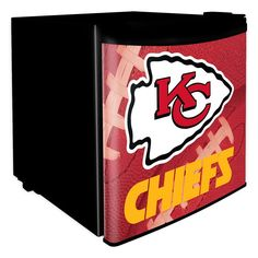 Use this Exclusive coupon code: PINFIVE to receive an additional 5% off the Kansas City Chiefs Dorm Room Refrigerator at SportsFansPlus.com