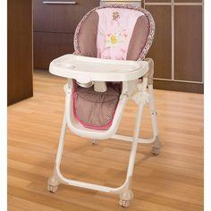 Carter's Jungle Jill Newborn-To-Toddler Foldin High Chair by Summer Infant