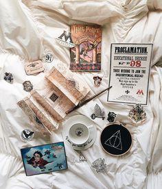 Harry Potter Part 2, Deco Harry Potter, Harry Potter Universal, Harry Potter World, Harry Potter Merchandise, Harry Potter Aesthetic, Book Aesthetic, Aesthetic Videos, Desenhos Harry Potter