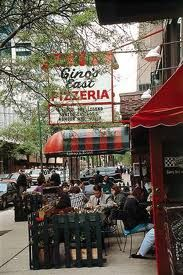 Gino's East Pizzeria in Chicago. Best pizza. Ever. Seriously...