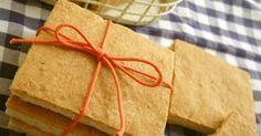 H28.3レポ400人超え感謝☆サラダ油で作るクッキー?サブレ?天板に伸ばして焼くので楽!