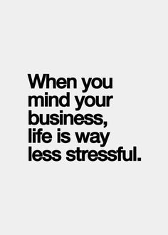Less stress... #TuesdayMotivation #quotes #qotd #quoteoftheday #motivation #inspiration #lifehacks #lifegoals #goals