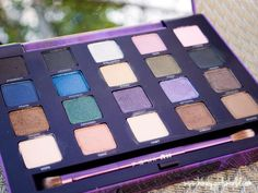 Urban Decay Vice 2 Palette Review, Swatches and Photos