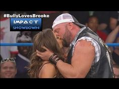 Brooke Tessmacher Joins A: TNA IMPACT WRESTLING Hardcore Justice 8-22-13
