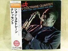 CD/Japan- JOHN COLTRANE Crescent w/OBI RARE MINI-LP Gatefold - McCoy Tyner #PostBopModal