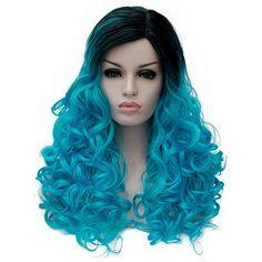 Probeauty 16 Colors Mixed Colors Lolita Cosplay Heat Resi...