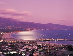 Santa Barbara, the American Riviera. It was a gift to have lived here and it still draws us back. We loved living in this place!