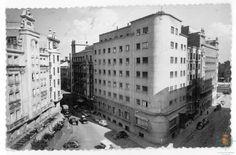 0 001 Hotel Conde Ansurez 1960 amva