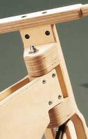 Resultado de imagen para wooden balance bike plans