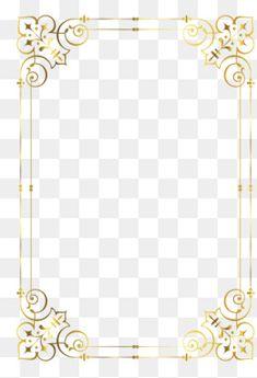 Gold frame PNG and Clipart Paint Splash Background, Royal Background, Wedding Invitation Background, Gold Wedding Invitations, Molduras Vintage, Gold Picture Frames, Gold Frames, Frame Border Design, Book And Frame
