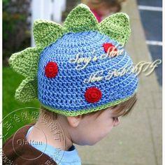 free crochet animal hat patterns for children   Baby Animal Crochet hat,Handmade Dinosaur Baby Beanies,kids winter Hat ...
