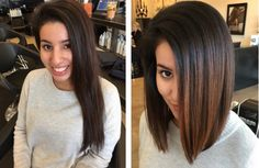 Balayage Hair Dark Brown Medium Length Google Search