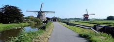 Fietsroutes in beeld Holland, Sidewalk, Outdoor Life, Biking, Boats, Camping, Fit, The Nederlands, Outdoor Living