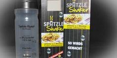 Spätzle Shaker – Ein Test mit Hürden