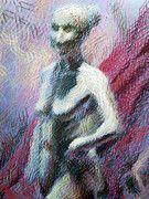 Shant Beudjekian - Torso of a Woman