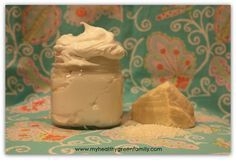 Whipped Body Butter Recipe: 2 Simple Ingredients