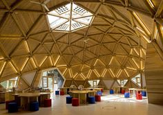 bubbletecture h, shuhei endo, green building, sustainable architecture, locally sourced wood, green roof, geodesic dome house, dome home, japan
