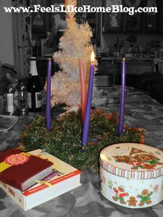 Free Advent Jesse Tree eBook, from my pal Tara.  Geared towards younger kids.