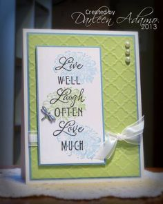 FS317~CASing Sue!! by darleenstamps - Cards and Paper Crafts at Splitcoaststampers