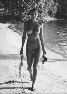 Genevieve Morton by Derek Riker (nude) (full-frontal)