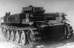 I Ausf.F 'German infantry tank Panzer Ii, Mg 34, Tank Destroyer, Armored Fighting Vehicle, Ww2 Tanks, Armored Vehicles, War Machine, Second World, Military Vehicles