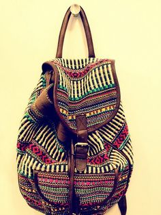 Backpack perfect for festies!