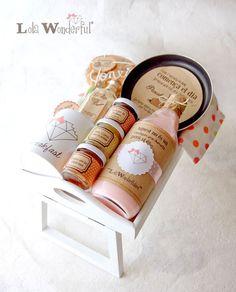 Lola Wonderful_Blog: Desayuno gourmet: Regalo para suegra