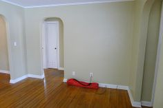 Rounded doorways