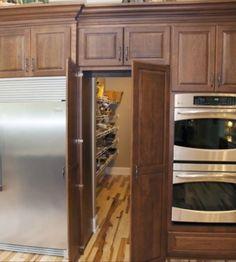 Creative future kitchen idea
