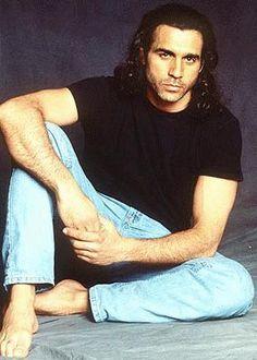 Adrian Paul, highlander hair or not.