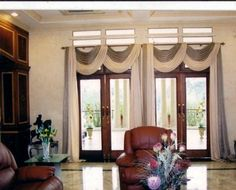 1000 images about great room with large windows on Great room curtain ideas