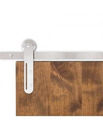 Charmant Helio Barn Door Hardware | Artisan Hardware