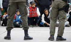 Government passes legislation early on Wednesday boosting security presence on border with Croatia