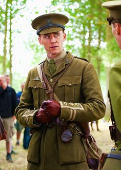 Tom Hiddleston, War Horse