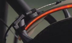 Wood & Light des accessoires de vélos en bois et lumineux ! | Fixie Singlespeed, infos vélo fixie, pignon fixe, singlespeed.