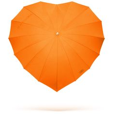Spread the love on a rainy day! #orange