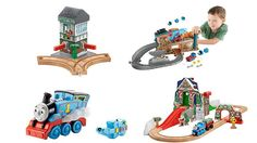 TODAY ONLY ! Up To 73% OFF Thomas The Train - $7.99 SHIPPED! - http://yeswecoupon.com/today-only-up-to-73-off-thomas-the-train-7-99-shipped/?Pinterest
