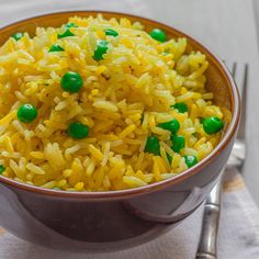 Perfect Puerto Rican Rice  | Food & Wine