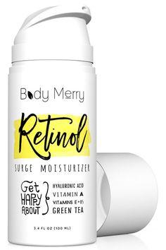 Body Merry Retinol Surge Moisturizer