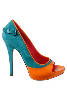 Cesare Paciotti - Women's Shoes - 2011 Spring-Summer