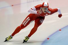 Jan Szymański (Poland - Speed Skating)