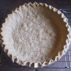 Wheat-Free Pie Crust from Food.com:   								I adapted this spelt flour recipe from a cousin's wheat flour recipe that worked well. It is tender and flaky, but use plenty of flour when rolling it out and be careful when lifting it.